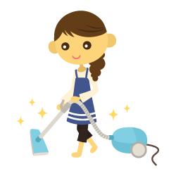 シェアハウス清掃のイメージ